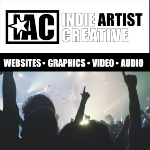 Websites, graphic design, video editing, audio mastering